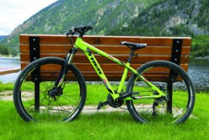 2015 Trek Marlin 7. Mountain Bike at RockRidge Canyon. Princeton BC