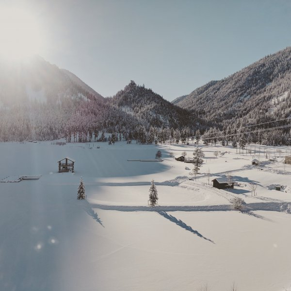Winter Wonderland @RockRidge Canyon Retreat Centre Princeton BC
