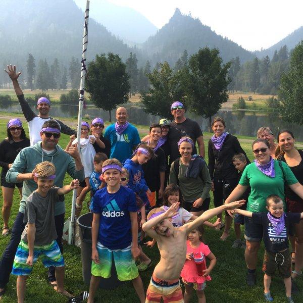 Family Week | RockRidge Canyon Retreat Centre | Princeton BC