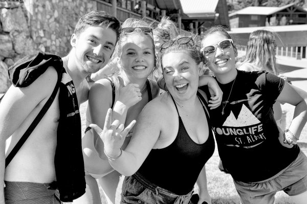 Young Life Summer Camp