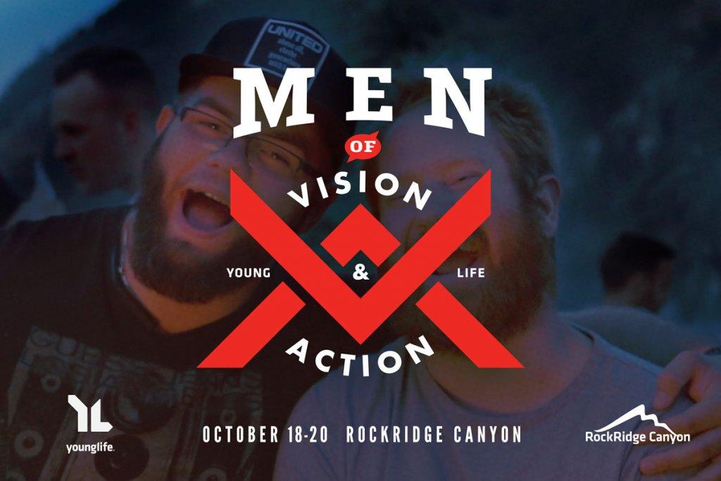 Men's Retreat at RockRidge Canyon