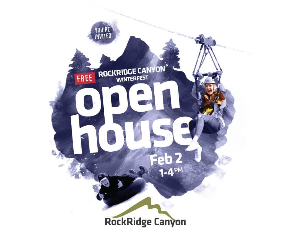 WinterFest Open House at RockRidge Canyon