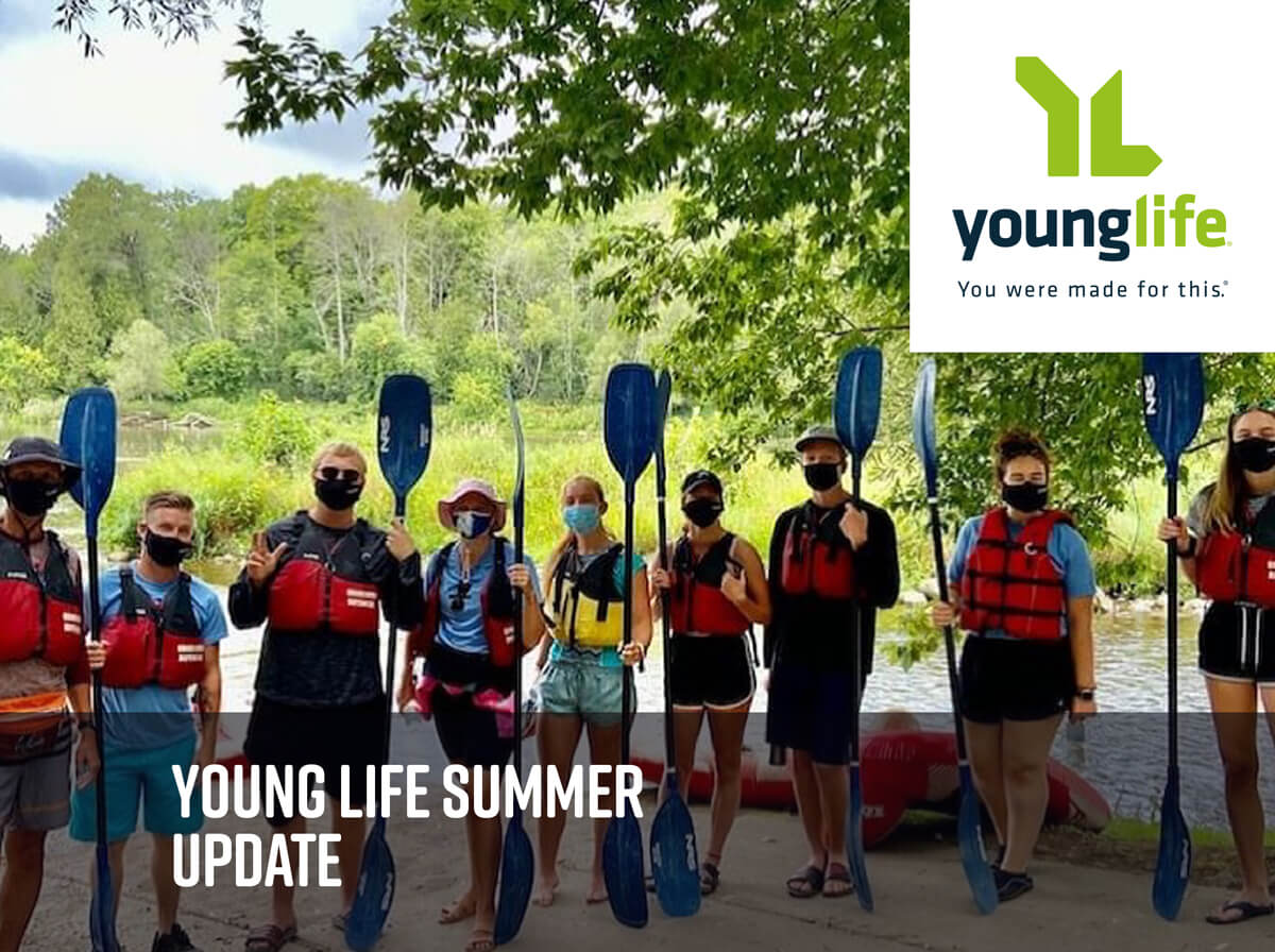 Young Life Summer 2021 News