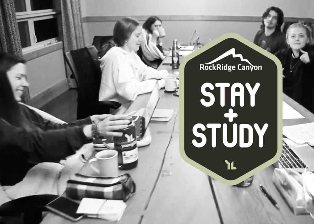 Stay and Study at RockRidge Canyon